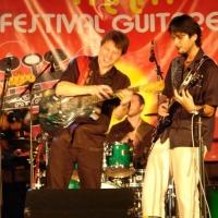 Jeff Magidson Live Tahiti festival guitare